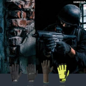 Taktiske hansker